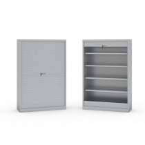 Roldeurkast horizontale deuren