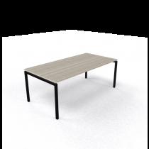 Vergadertafel rechthoek Arca 200x100 cm